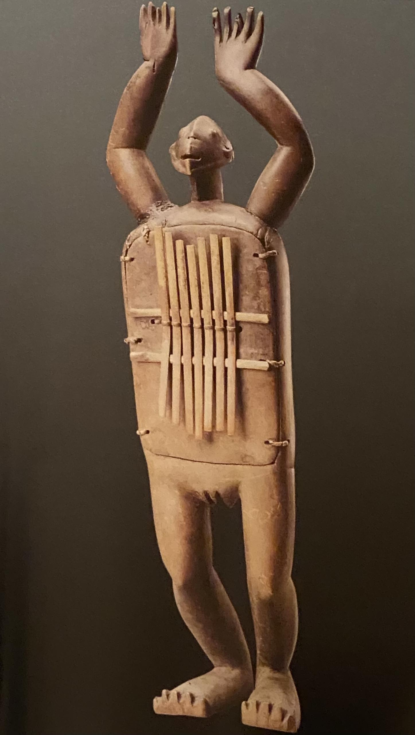 Magazine Art Tribal n°09, automne 2005 | Instrument de musique art tribal | Editions D, Frédéric Dawance