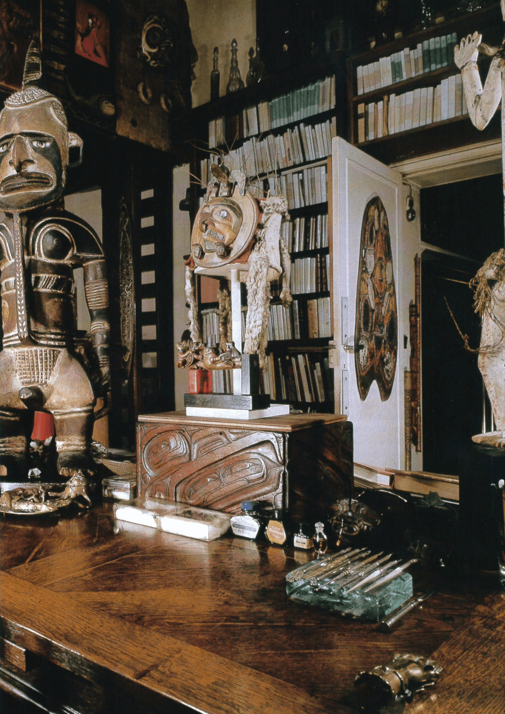 Magazine Art Tribal n°05, printemps 2004 | Collection musée Quai Branly | Editions D, Frédéric Dawance