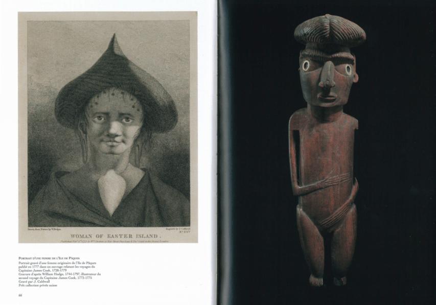 Livre | L'île de Pâques est ailleurs | Portrait de femme | Textes de Denise Wenger | Editions D, Frédéric Dawance