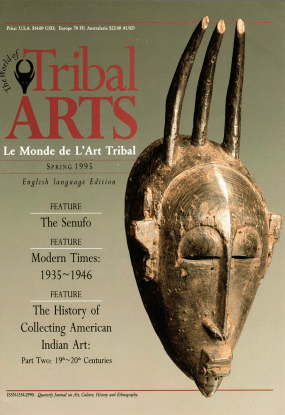Tribal Arts | Le Monde de l'Art Tribal N°05, printemps | Editions D, Frédéric Dawance