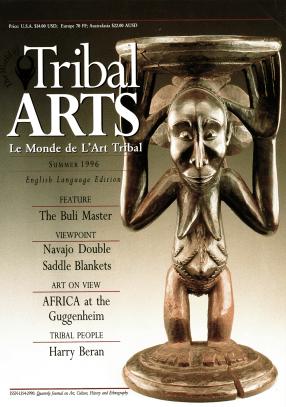 Tribal Arts | Le Monde de l'Art Tribal N°10, été 1996 | Editions D, Frédéric Dawance