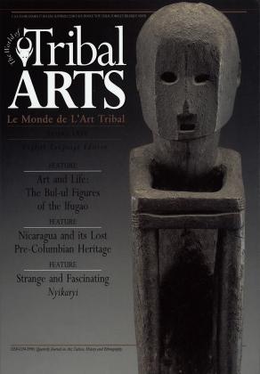 Tribal Arts | Le Monde de l'Art Tribal N°17, printemps 1998 | Editions D, Frédéric Dawance
