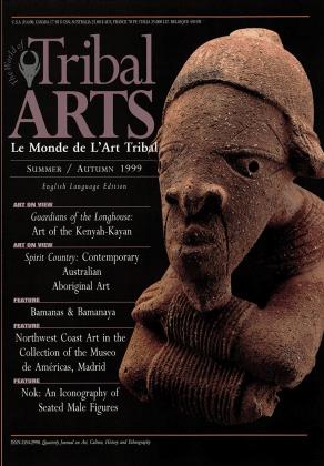 Tribal Arts | Le Monde de l'Art Tribal N°21, été-automne 1999 | Editions D, Frédéric Dawance