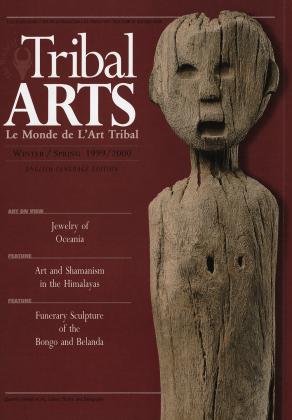 Tribal Arts | Le Monde de l'Art Tribal N°22, hiver 1999 -printemps 2000 | Editions D, Frédéric Dawance