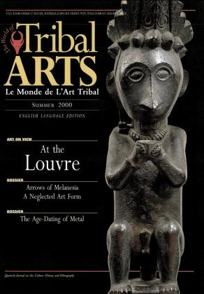 Tribal Arts | Le Monde de l'Art Tribal N°23, été 2000 | Editions D, Frédéric Dawance