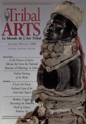 Tribal Arts | Le Monde de l'Art Tribal N°24, automne-hiver 2000 | Editions D, Frédéric Dawance